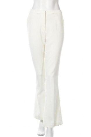 Дамски панталон Y.A.S, Размер L, Цвят Бял, 95% полиестер, 5% еластан, Цена 17,94лв.