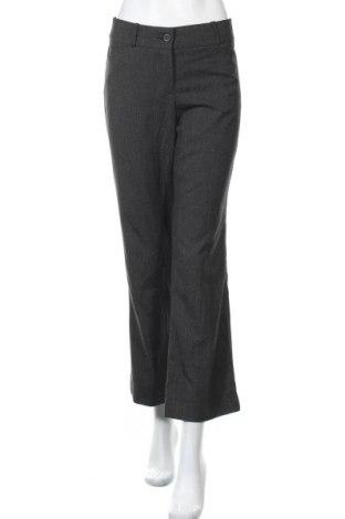 Дамски панталон Zero, Размер M, Цвят Черен, 65% полиестер, 32% вискоза, 2% еластан, Цена 8,79лв.