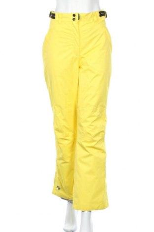 Γυναίκειο παντελόνι για χειμερινά σπορ Celsius, Μέγεθος M, Χρώμα Κίτρινο, Πολυεστέρας, Τιμή 35,07€