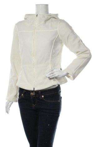 Γυναικείο fleece φούτερ Madeleine, Μέγεθος M, Χρώμα Εκρού, Πολυεστέρας, Τιμή 11,14€