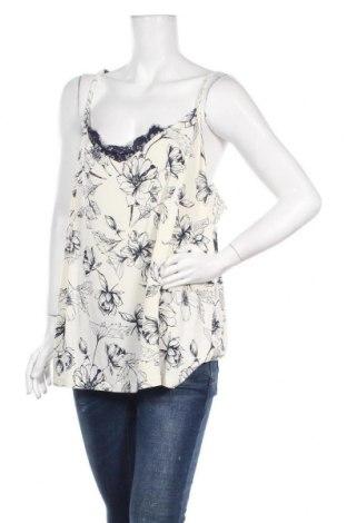 Пижама, Размер XXL, Цвят Бял, 95% вискоза, 5% еластан, Цена 22,10лв.