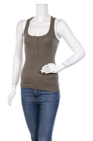 Γυναικείο αμάνικο μπλουζάκι Alcott, Μέγεθος S, Χρώμα Πράσινο, Βαμβάκι, Τιμή 9,38€