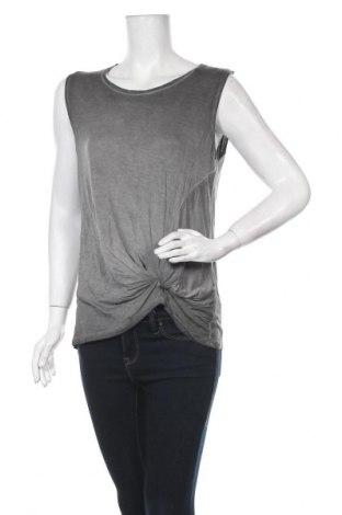 Γυναικείο αμάνικο μπλουζάκι Best Mountain, Μέγεθος M, Χρώμα Μπλέ, 95% βισκόζη, 5% ελαστάνη, Τιμή 5,20€