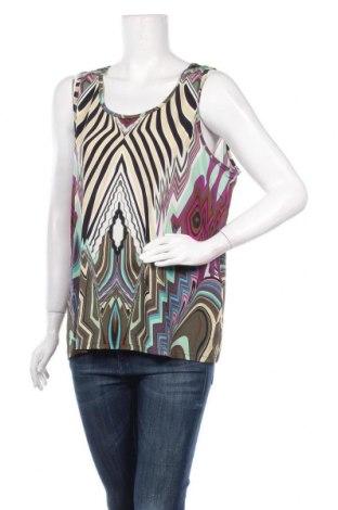 Γυναικείο αμάνικο μπλουζάκι Chacok, Μέγεθος XXL, Χρώμα Πολύχρωμο, 92% βισκόζη, 5% ελαστάνη, 2% μετάξι, Τιμή 36,70€