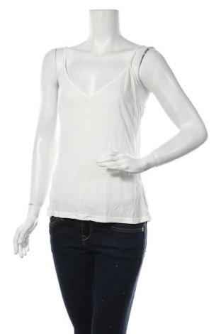 Γυναικείο αμάνικο μπλουζάκι Derhy, Μέγεθος M, Χρώμα Εκρού, Βισκόζη, Τιμή 6,39€