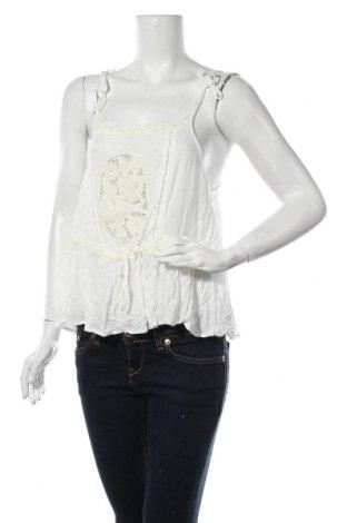 Γυναικείο αμάνικο μπλουζάκι Fashion Union, Μέγεθος M, Χρώμα Λευκό, Βαμβάκι, Τιμή 5,76€