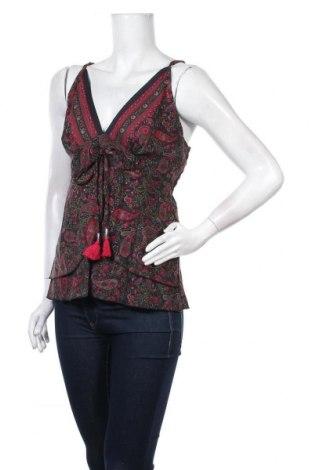 Γυναικείο αμάνικο μπλουζάκι Ipanima, Μέγεθος S, Χρώμα Πολύχρωμο, Πολυεστέρας, Τιμή 4,62€
