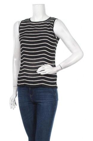 Γυναικείο αμάνικο μπλουζάκι La Fee Maraboutee, Μέγεθος S, Χρώμα Μαύρο, Πολυεστέρας, Τιμή 10,04€