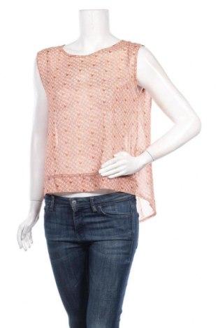 Γυναικείο αμάνικο μπλουζάκι La Fee Maraboutee, Μέγεθος S, Χρώμα Πολύχρωμο, 99% πολυεστέρας, 1% μεταλλικά νήματα, Τιμή 13,44€