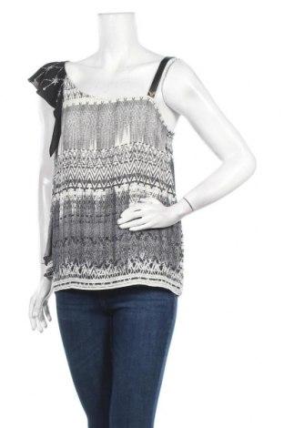 Γυναικείο αμάνικο μπλουζάκι La Mode Est A Vous, Μέγεθος M, Χρώμα Μαύρο, Πολυεστέρας, Τιμή 6,66€