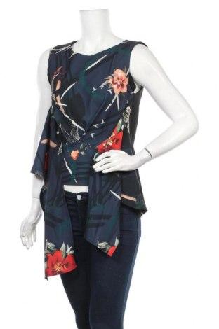 Γυναικείο αμάνικο μπλουζάκι La Mode Est A Vous, Μέγεθος S, Χρώμα Πολύχρωμο, Πολυεστέρας, ελαστάνη, Τιμή 8,42€