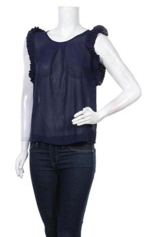 Γυναικείο αμάνικο μπλουζάκι Molly Bracken, Μέγεθος XS, Χρώμα Μπλέ, 100% πολυεστέρας, Τιμή 17,53€
