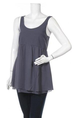 Γυναικείο αμάνικο μπλουζάκι Myrine, Μέγεθος M, Χρώμα Γκρί, Πολυεστέρας, Τιμή 8,25€