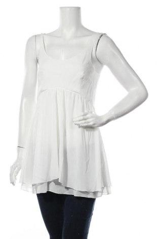 Γυναικείο αμάνικο μπλουζάκι Myrine, Μέγεθος S, Χρώμα Λευκό, Τιμή 6,70€