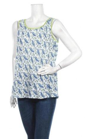 Γυναικείο αμάνικο μπλουζάκι Nitya, Μέγεθος S, Χρώμα Πολύχρωμο, Βισκόζη, Τιμή 6,99€
