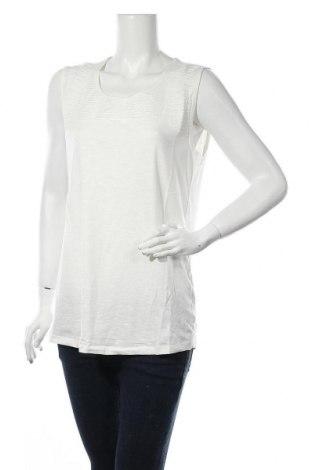 Γυναικείο αμάνικο μπλουζάκι Noppies, Μέγεθος XL, Χρώμα Λευκό, Βαμβάκι, Τιμή 9,60€