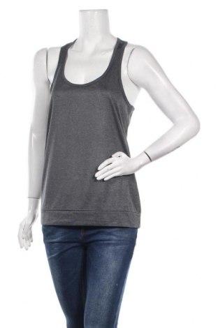Γυναικείο αμάνικο μπλουζάκι Stedman, Μέγεθος M, Χρώμα Γκρί, Πολυεστέρας, Τιμή 11,47€