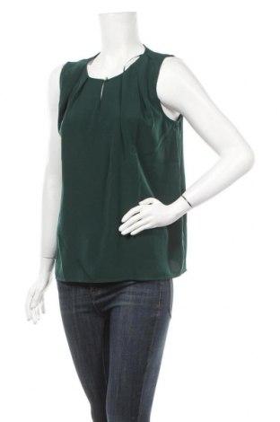 Γυναικείο αμάνικο μπλουζάκι Un Deux Trois, Μέγεθος M, Χρώμα Πράσινο, 100% πολυεστέρας, Τιμή 6,88€