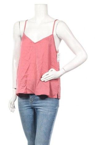 Γυναικείο αμάνικο μπλουζάκι Undiz, Μέγεθος XL, Χρώμα Ρόζ , Πολυεστέρας, Τιμή 4,19€