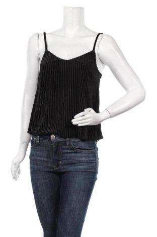 Γυναικείο αμάνικο μπλουζάκι Undiz, Μέγεθος S, Χρώμα Μαύρο, 92% πολυεστέρας, 8% ελαστάνη, Τιμή 4,19€