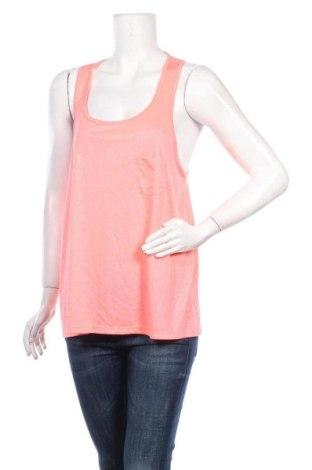 Γυναικείο αμάνικο μπλουζάκι Undiz, Μέγεθος XL, Χρώμα Ρόζ , 50% πολυεστέρας, 50% βισκόζη, Τιμή 5,61€