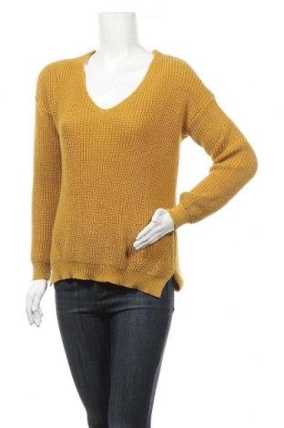 Дамски пуловер, Размер L, Цвят Оранжев, Цена 23,94лв.