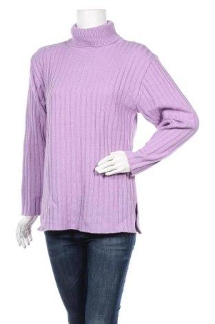 Дамски пуловер, Размер XL, Цвят Розов, Цена 21,95лв.