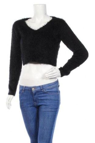 Дамски пуловер & Other Stories, Размер S, Цвят Черен, 76% полиамид, 20% акрил, 2% мохер, 2% вълна, Цена 33,12лв.