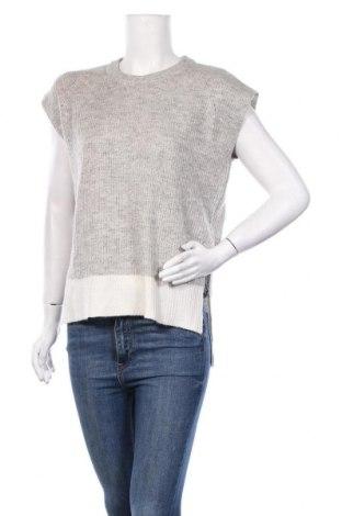 Дамски пуловер ASOS, Размер S, Цвят Сив, 45% полиамид, 38% акрил, 10% вълна, 7% вълна от алпака, Цена 9,45лв.