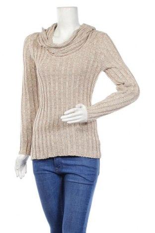 Дамски пуловер Apt.9, Размер M, Цвят Бежов, 55% памук, 38% акрил, 7% други тъкани, Цена 8,14лв.