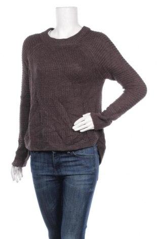 Γυναικείο πουλόβερ Aqua, Μέγεθος M, Χρώμα Γκρί, 72%ακρυλικό, 28% βαμβάκι, Τιμή 10,91€