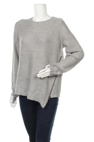Дамски пуловер Best Connections, Размер XL, Цвят Сив, Полиакрил, Цена 26,93лв.