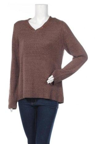Дамски пуловер Bexleys, Размер M, Цвят Кафяв, 60% полиакрил, 40% полиамид, Цена 7,09лв.