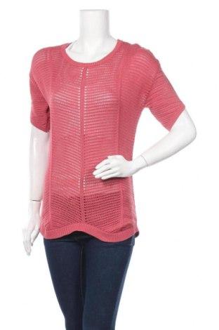 Γυναικείο πουλόβερ Blue Motion, Μέγεθος M, Χρώμα Ρόζ , 60% βαμβάκι, 40% βισκόζη, Τιμή 5,00€