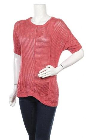 Дамски пуловер Blue Motion, Размер L, Цвят Розов, 60% памук, 40% вискоза, Цена 4,99лв.