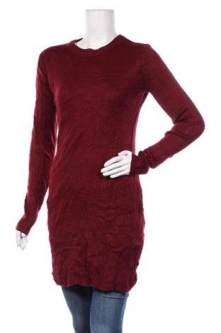 Дамски пуловер Brave Soul, Размер M, Цвят Червен, Акрил, Цена 8,14лв.