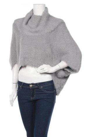 Дамски пуловер Care Of You, Размер M, Цвят Сив, 60% полиестер, 37% вискоза, 3% метални нишки, Цена 23,94лв.