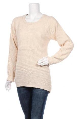 Дамски пуловер Colours Of The World, Размер S, Цвят Бежов, Цена 7,35лв.