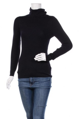 Дамски пуловер Grace, Размер S, Цвят Син, 70% вискоза, 30% полиамид, Цена 30,03лв.