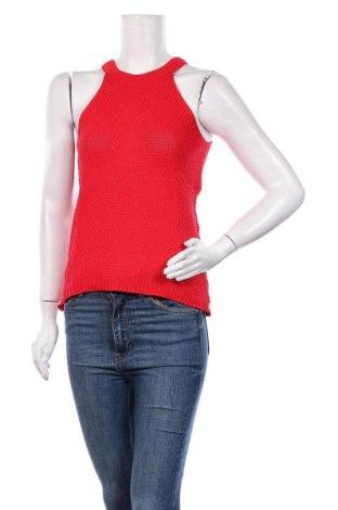 Дамски пуловер Irl, Размер M, Цвят Червен, Памук, Цена 46,50лв.