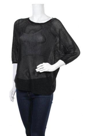 Γυναικείο πουλόβερ Jean Pascale, Μέγεθος M, Χρώμα Μαύρο, Τιμή 5,46€