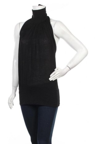 Γυναικείο πουλόβερ Kaos, Μέγεθος L, Χρώμα Μαύρο, 50% μαλλί, 50%ακρυλικό, Τιμή 7,86€