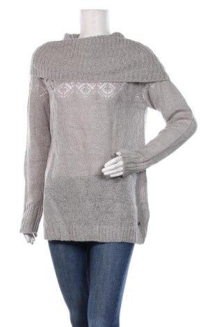 Дамски пуловер Kaporal, Размер M, Цвят Сив, Вискоза, полиамид, Цена 12,42лв.