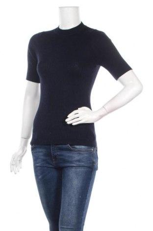 Дамски пуловер La Fee Maraboutee, Размер S, Цвят Син, 50% вълна, 50% акрил, Цена 104,25лв.