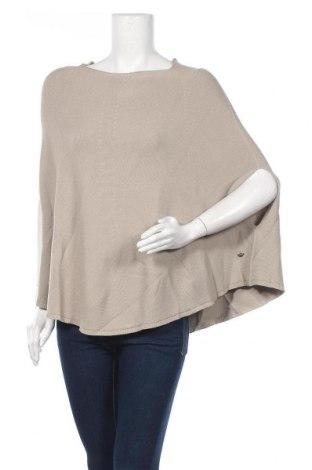 Дамски пуловер Le Phare De La Baleine, Размер L, Цвят Сив, 88% вискоза, 12% полиамид, Цена 35,19лв.