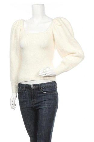 Γυναικείο πουλόβερ Mango, Μέγεθος XS, Χρώμα Λευκό, 74%ακρυλικό, 25% πολυεστέρας, 1% ελαστάνη, Τιμή 11,82€