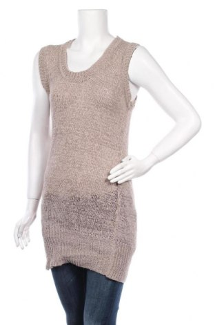 Дамски пуловер Mim, Размер M, Цвят Бежов, Цена 5,51лв.