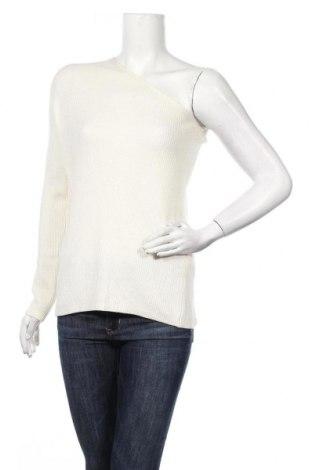 Дамски пуловер Morgan, Размер S, Цвят Бял, 31% памук, 28% вискоза, 22% полиамид, 19% вълна, Цена 15,20лв.