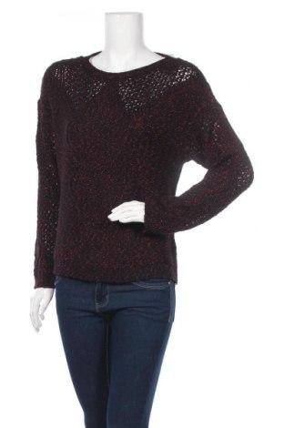 Дамски пуловер Naf Naf, Размер S, Цвят Черен, 47% памук, 45% полиестер, 8% метални нишки, Цена 51,00лв.