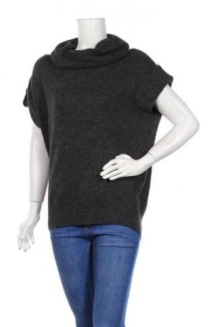 Γυναικείο πουλόβερ Nuna Lie, Μέγεθος M, Χρώμα Γκρί, 52%ακρυλικό, 20% πολυαμίδη, 15% βισκόζη, 10% μαλλί, 3% ελαστάνη, Τιμή 5,85€